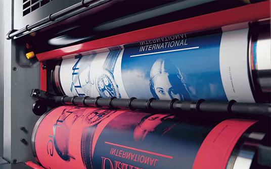 Офсетная печать – выбор при больших тиражах